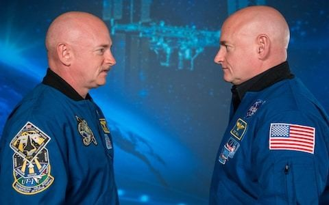Strange anti-ageing effect of space travel discovered in Nasa's Twin Study