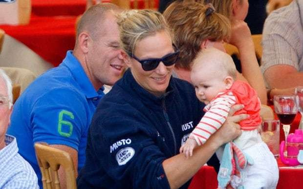 Zara Phillips: 'There will be no more babies yet. I want to try to get to the Rio Olympics'