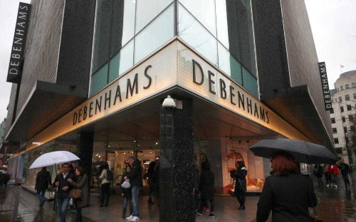 Debenhams brings in top company doctors from KPMG to weigh CVA as fears for its future worsen