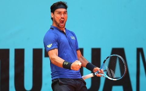 Fabio Fognini exclusive interview: 'Will I ever change? No, I gonna stay like this 110 per cent'