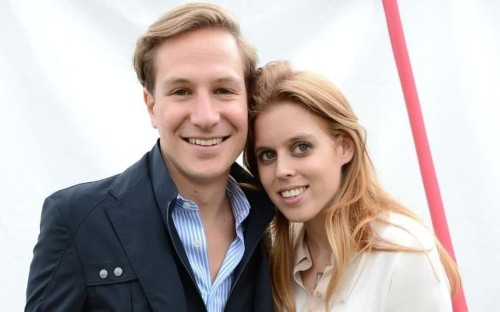 Princess Beatrice said to have split from boyfriend of 10 years Dave Clark