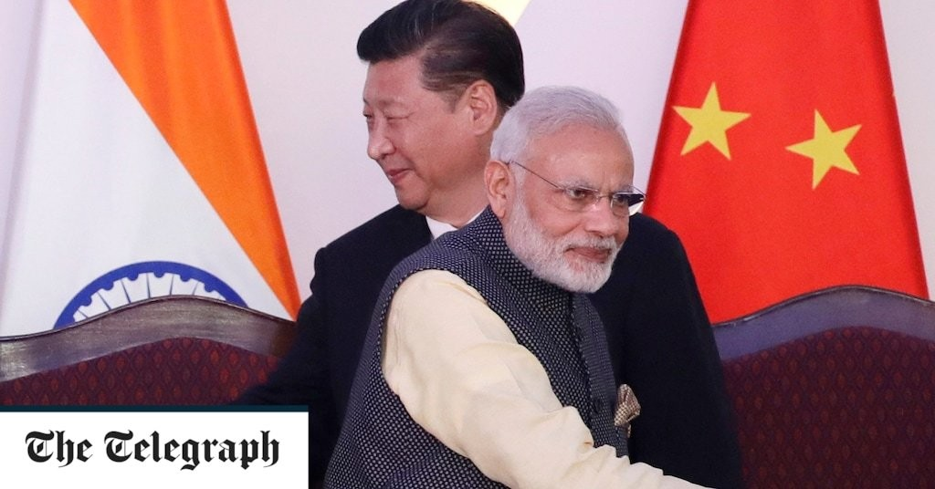 As the West questions its relations with China, let's lead the charge in embracing India