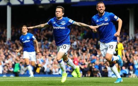 Bernard's early goal hands Everton first victory of season as Watford's miserable run at Goodison continues