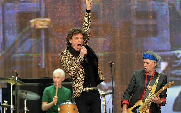 The Rolling Stones, Barclaycard British Summer Time, Hyde Park, review