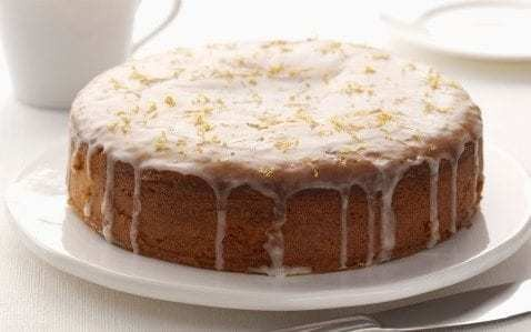 Lemon drizzle is Britain's favourite cake flavour, and here's how to make your own