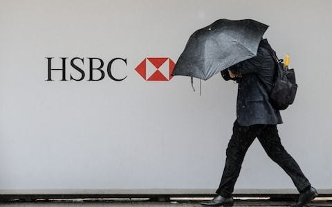 Trade war fears weigh on banking giant HSBC in 'horror show' results