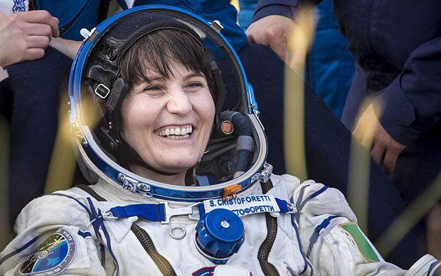 'Walking feels like lifting tree trunks': astronaut returns after 200 days in space