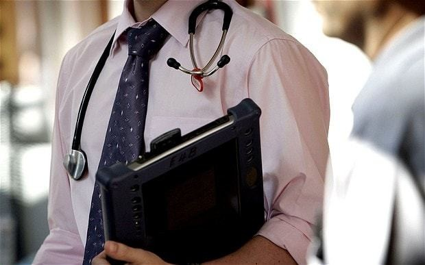 Doctors paid up to £3,000 a shift, official figures show