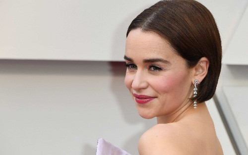 'I wanted the medical staff to let me die': Game of Thrones star Emilia Clarke reveals harrowing ordeal of life-threatening stroke