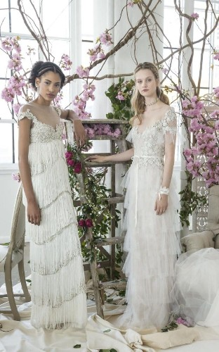 Getting married in 2018? Here are the new wedding dress trends to know now