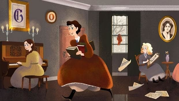 Who was Louisa May Alcott and what is her famous book Little Women about?
