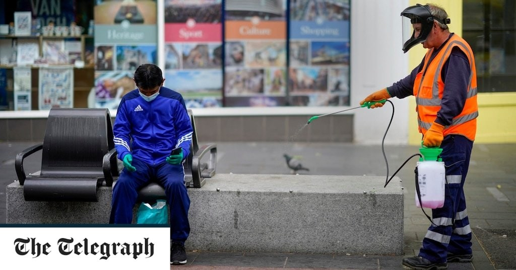 Britain in coronavirus lockdown, in pictures