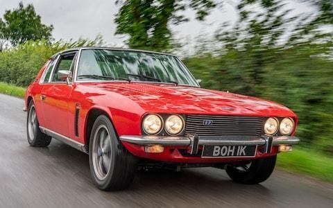 Jensen Interceptor resurrectors: the British classic that's better the second time around