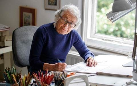 Humour, anarchy and bags of charm: the elusive genius of Judith Kerr
