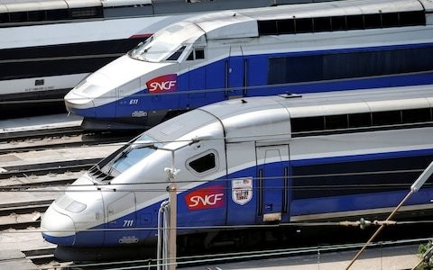 'Free' tickets for train workers and families is costing France's national rail operator €220m per year