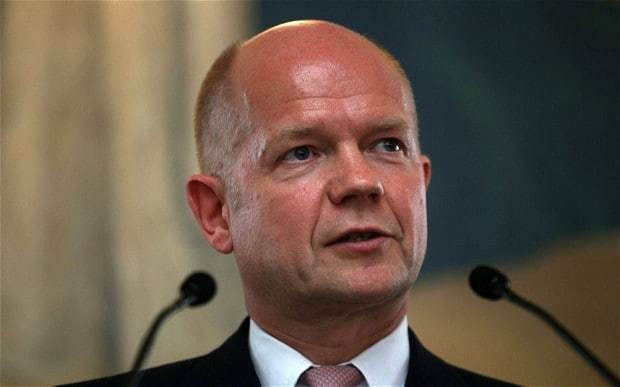 William Hague is betraying Britain's values in its response to the Egyptian coup