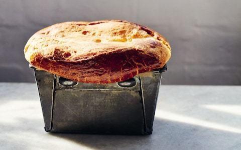 Classic brioche loaf recipe