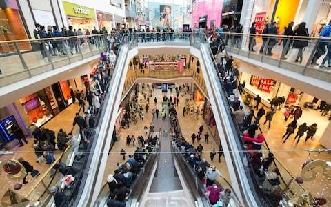 Bets against Hammerson surge as malaise looms over British retail centre sector