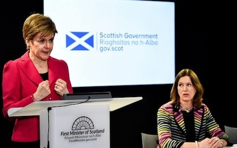 Sacking Scotland's hypocritical chief medical officer puts the mob ahead of public health