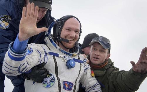 Leak on International Space Station blamed on 'botched repair job'