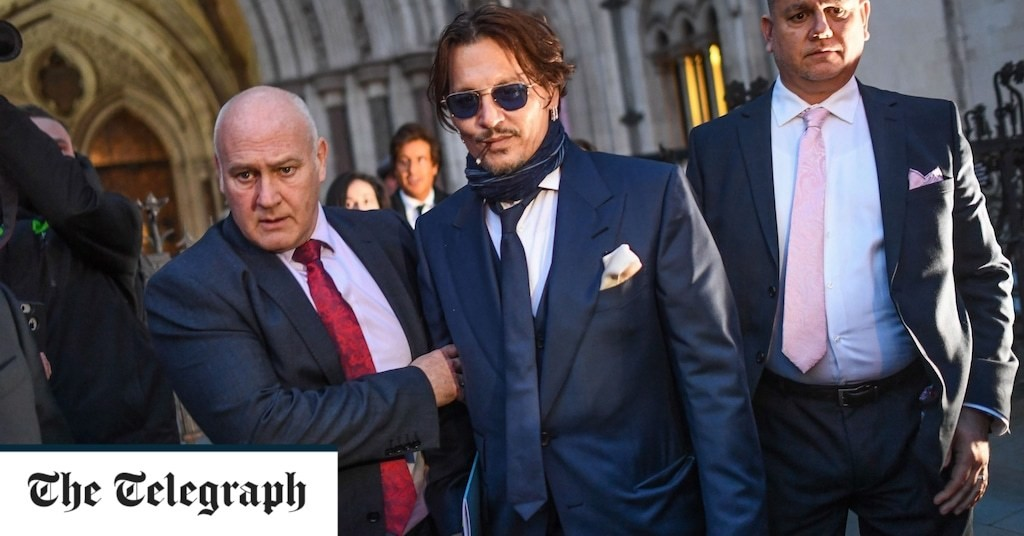 Actor Johnny Depp's libel claim over being referred as a wife beater will go ahead next week, High Court rules