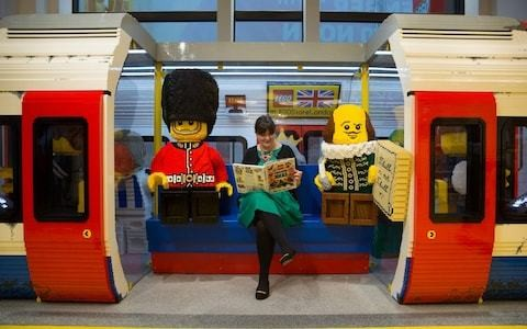 Lego builds on its retail empire with 160 new stores