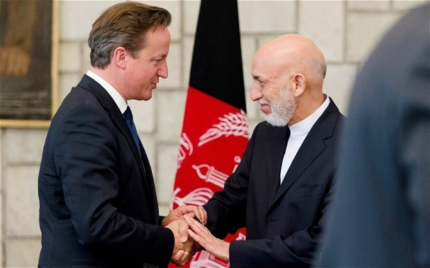 Britain will have to support Afghan National Army 'long after' 2014