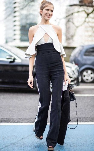 5 ways to wear monochrome
