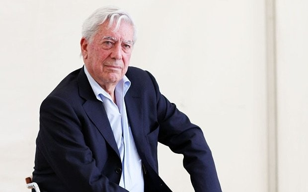 Mario Vargas Llosa: 'the novels we read now are purely entertainment'