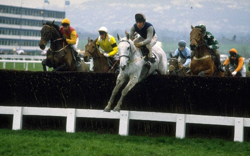 Cheltenham Festival: Iconic moments from through the years - part one