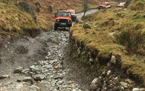 Lake District residents criticise 'breathtakingly biased' report on 4x4s churning up Beatrix Potter's land