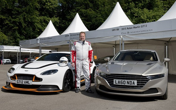 Aston Martin considering 1,000bhp electric car