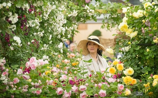 Chelsea Flower Show draws to a close