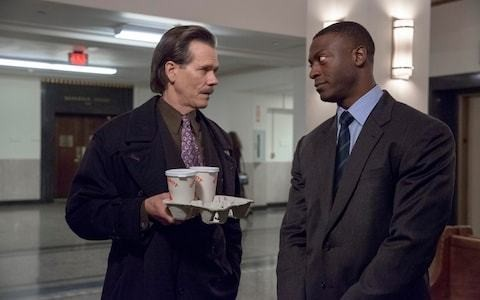 City on a Hill, review: Kevin Bacon acts his socks off as a bent Boston cop