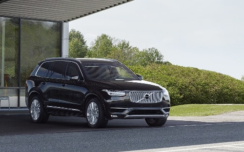 Is this the safest Volvo ever? Swedish manufacturer launches £450,000 armoured XC90 SUV