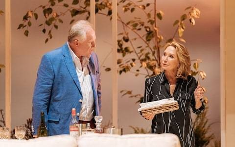 The Argument review, Theatre Royal Bath: not even Felicity Kendal can save this summer stinker