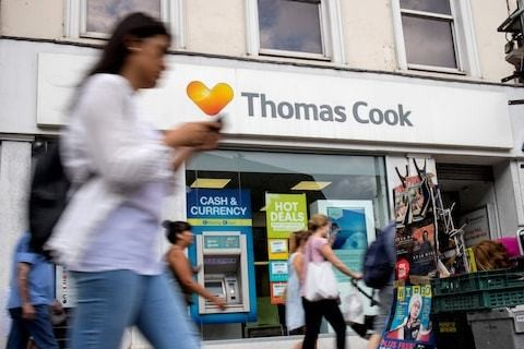 Who is Hays Travel, the company saving 2,500 Thomas Cook staff?