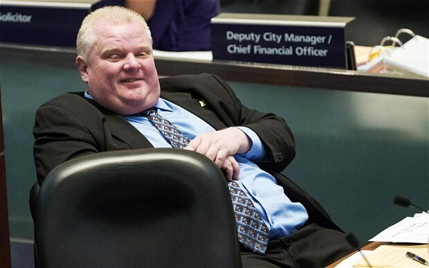 Toronto mayor Rob Ford 'tried to buy crack video'