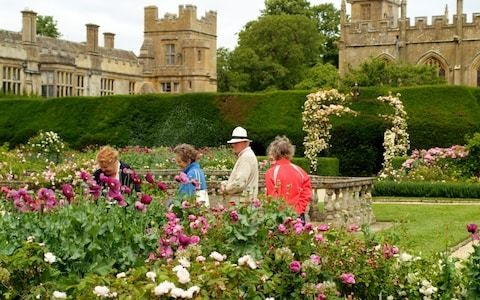 Why don't we do more to encourage garden tourism?