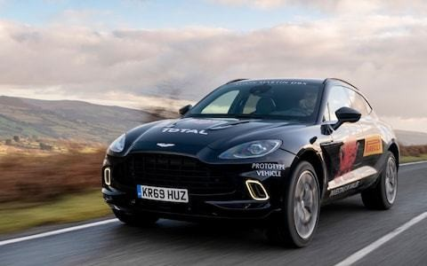 Aston Martin DBX prototype review: can this 'super-SUV' save the company?