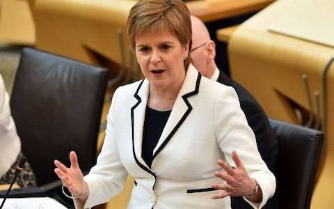 Sturgeon's parliamentary gobbledygook unlikely to satisfy independence 'ultras'