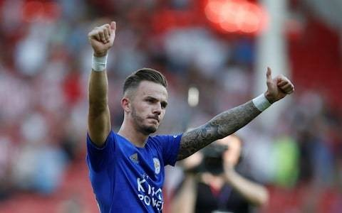 James Maddison shows he is ready for England call-up with glittering display against Sheffield United