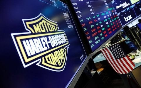 Harley-Davidson profits go into reverse as global trade tariffs bite