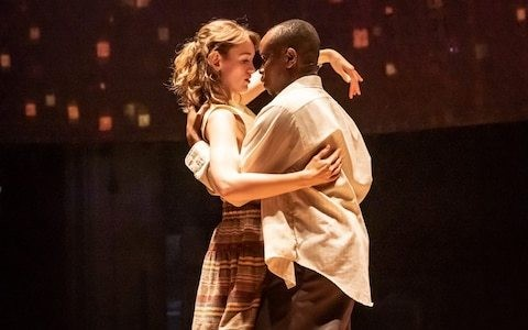 Tree review, Manchester International Festival, Upper Campfield Market Hall: Idris Elba's controversial new drama tries hard but doesn't quite satisfy