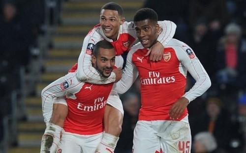 Angry Arsenal players' row may have saved season
