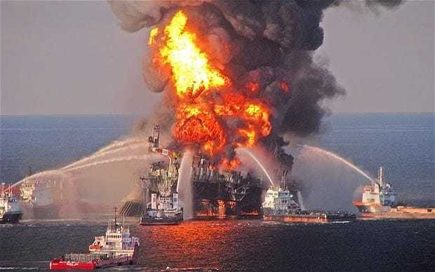 BP rapped for serious safety breaches that risked lives in North Sea leak