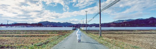 Nuclear wasteland: Inside the ghost towns of Fukushima