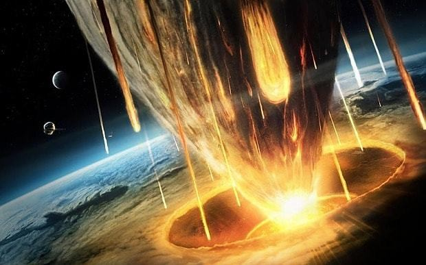 Asteroids could wipe out humanity, warn Richard Dawkins and Brian Cox
