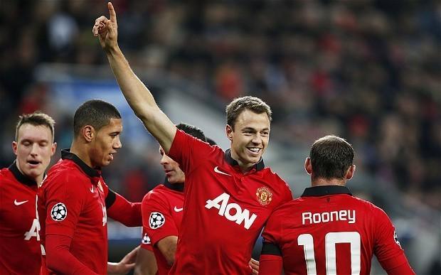 Bayer Leverkusen 0 Manchester United 5: match report