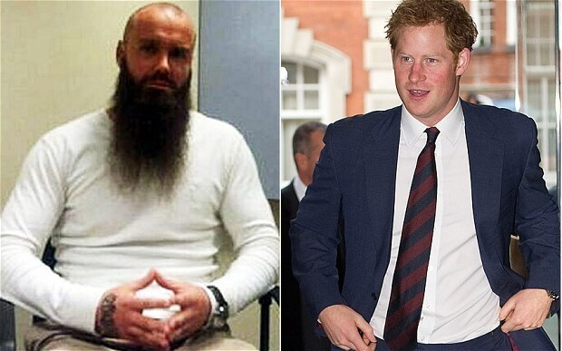 Prince Harry death plot criminal jailed for three years